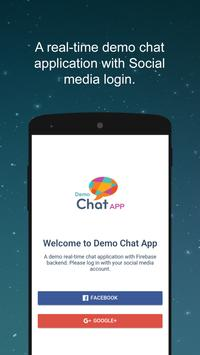 Demo Chat App poster