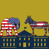 2016 USA Election Countdown icon