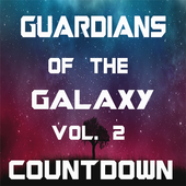 Countdown to Guardians Vol. 2 icon