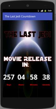 Countdown to The Last Jedi poster