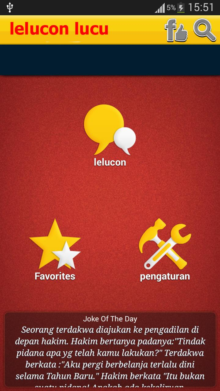 Lelucon Lucu For Android APK Download