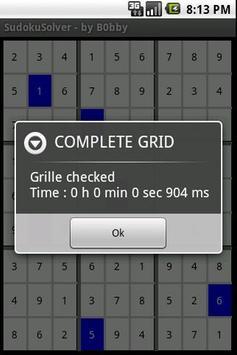B Sudoku Solver screenshot 1