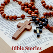 Audio Bible Stories With Text icon