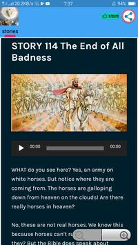 Audio Bible Stories With Text screenshot 4