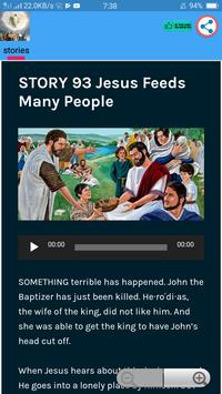 Audio Bible Stories With Text screenshot 5