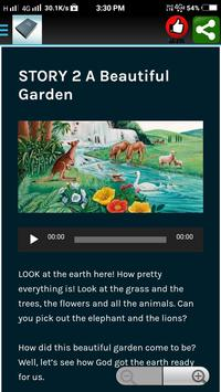 Audio Bible Stories With Text screenshot 6
