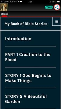 Audio Bible Stories With Text poster