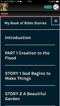 Christian Bedtime Stories: Christian Bible Stories poster