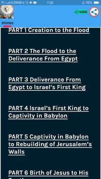 Christian Bedtime Stories: Christian Bible Stories screenshot 2