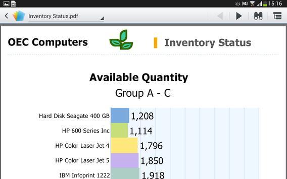 SAP Business One screenshot 12