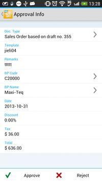 SAP Business One screenshot 2