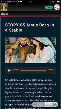 illustrated Bible Stories apk screenshot