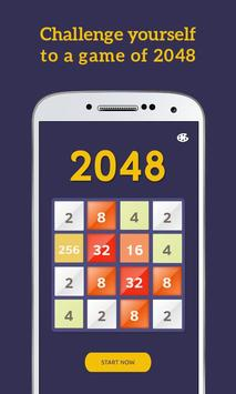 2048 - Game poster