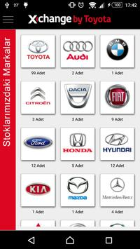 Xchange by Toyota apk screenshot