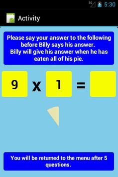 Multiplication Level 1 Free screenshot 7