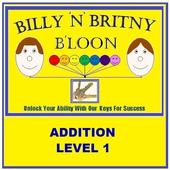 Addition Level 1 Free icon