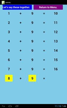 Addition Level 1 Free apk screenshot