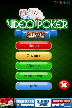 Video Poker Classic Free poster