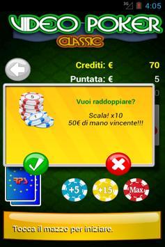 Video Poker Classic Free screenshot 2