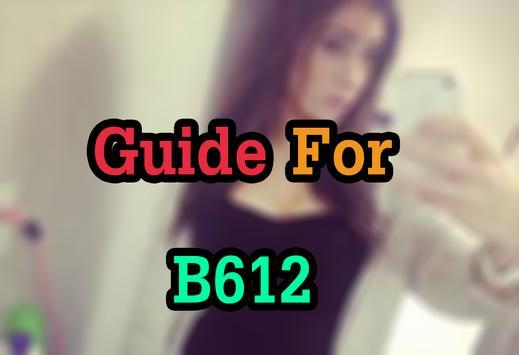 Guide For B612 Selfie Heart poster