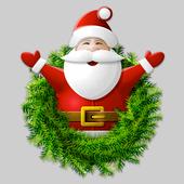 Christmas PhotoEditor Greeting icon