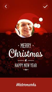 Christmas PhotoEditor Greeting screenshot 3