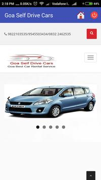 Goa Self Drive Cars poster