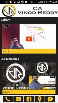 CA Vinod Reddy apk screenshot