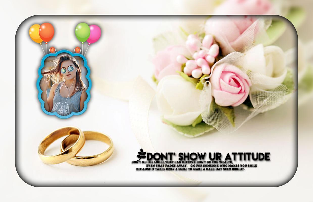 Marriage Photo Frames APK تحميل - مجاني تخصيص تطبيق لأندرويد ...