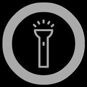Free Flashlight Widget icon