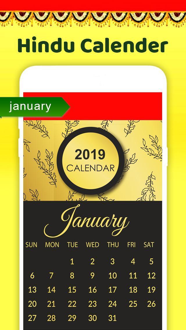 Hindu Calendar 2019 for Android - APK Download