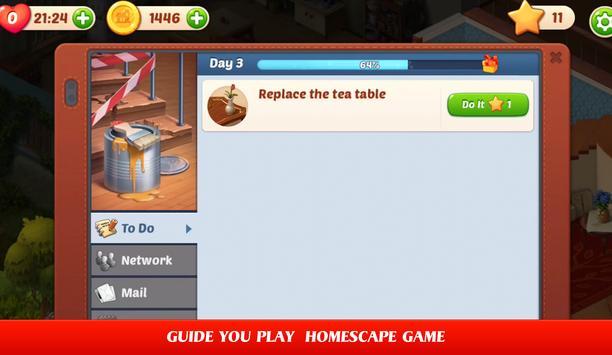 Guide&Tips Garden Homescape poster