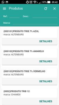 BMsoft Pedidos screenshot 2