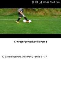 Football Training Videos screenshot 3