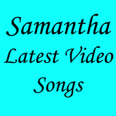 Samantha Latest Video Songs icon