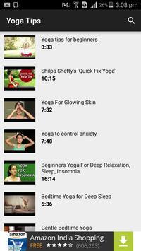 Yoga Tutorials poster