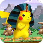 Pikachu Pharaoh Run Dash icon