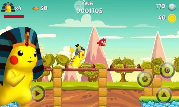 Pikachu Pharaoh Run Dash screenshot 7