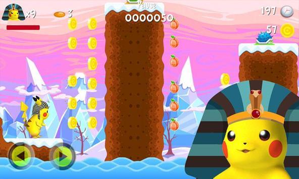 Pikachu Pharaoh Run Dash screenshot 4