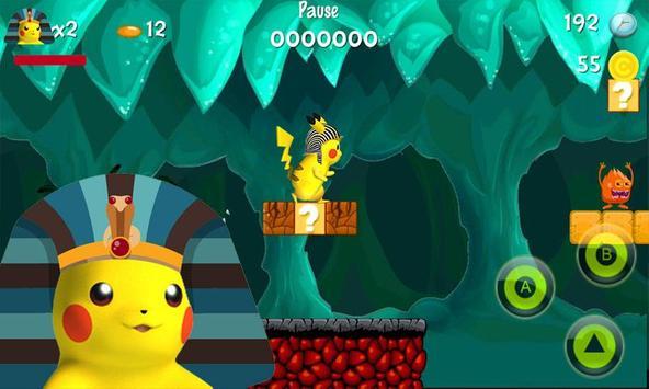 Pikachu Pharaoh Run Dash screenshot 6