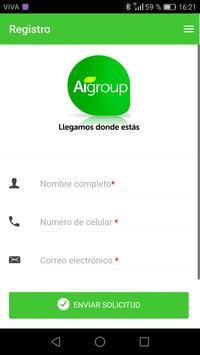 AiGroup apk screenshot
