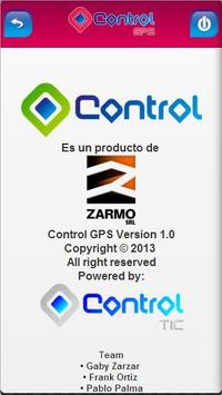 Control GPS Mobile apk screenshot