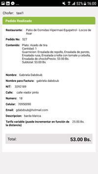 Pedidos Online (Solo Taxi y Moto) V2 screenshot 3
