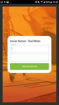 Pedidos Online (Solo Taxi y Moto) V2 poster