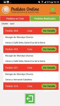 Pedidos Online (Solo Taxi y Moto) V2 screenshot 1