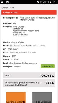 Pedidos Online (Solo Taxi y Moto) V2 screenshot 2