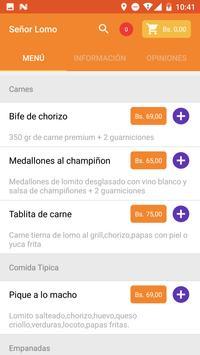 Pedidos Online - Delivery de comida screenshot 2