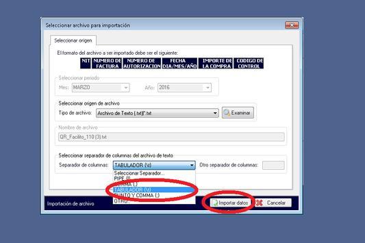 QR Facilito 110 - Facturas screenshot 19
