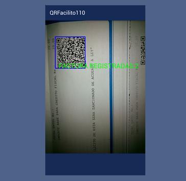 QR Facilito 110 - Facturas screenshot 2