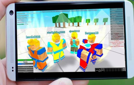 Guide For Dragon Ball Z Roblox for Android - APK Download
